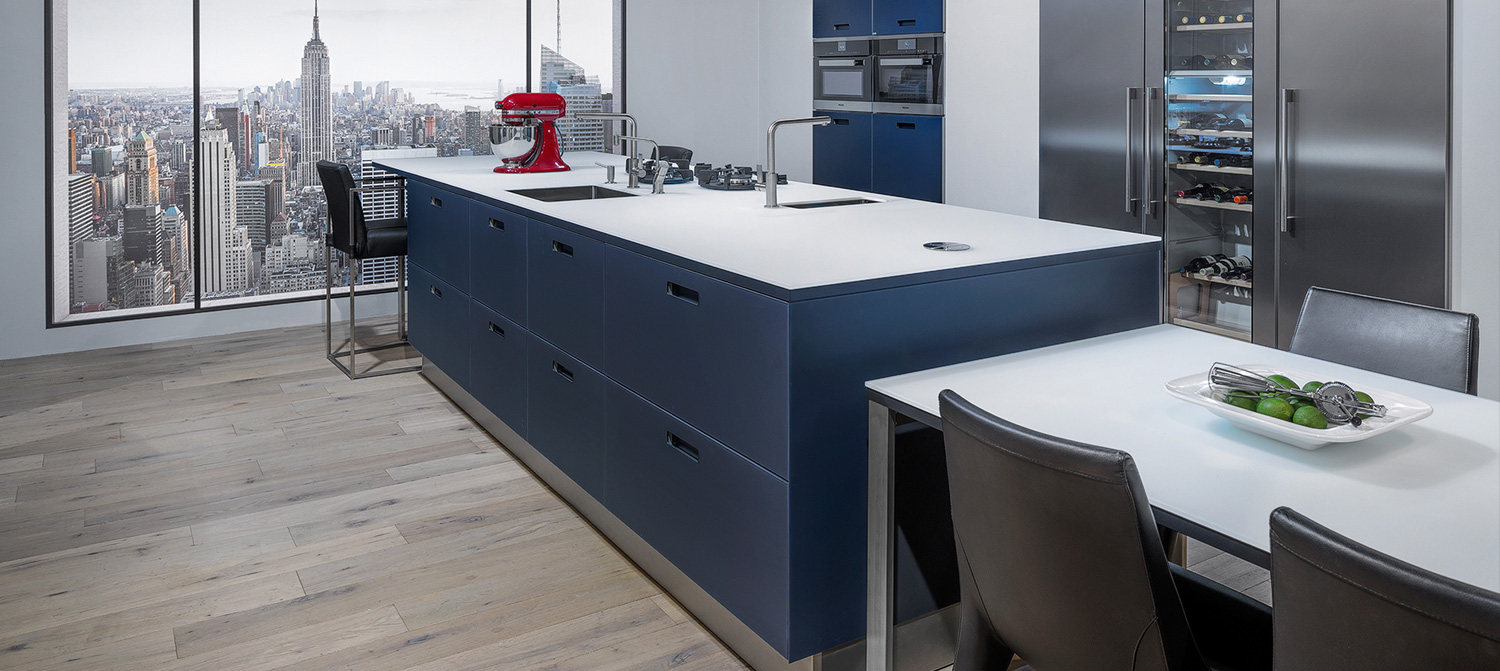 The shared passion for the idea that kitchens are an essential part of the interior is what gives Decoussemaecker Interiors and Eiland de Wild Keukens the ... & Special Projects - Decoussemaecker