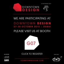 Downtowndesign Booth G07